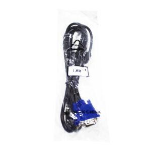 Cable VGA Azul 1.8 metros