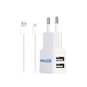 Cargador Philco Micro 5 Pin 220 V