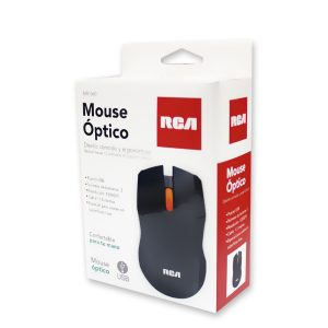 Mouse Óptico RCA MR 060