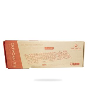 Teclado Pc Usb K 50 Up