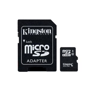 Memoria Kingston 64 Gb Clase 10