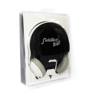 Audifono Fiddler Kids Blanco Grande U9