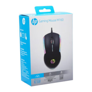 Mouse HP Gaming M160 Con Luz