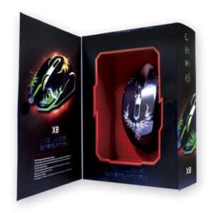 Mouse Gamer Ultra X8