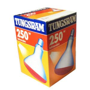 Ampolleta Infrarroja Tungsram 250W