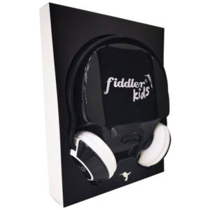 Audifono Fiddler Kids Negro Grande U9
