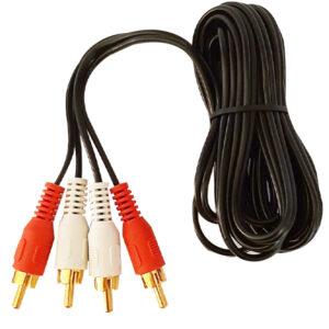 Cable Macrotel 2×2 Rca 3.0 Mts Ma 1421