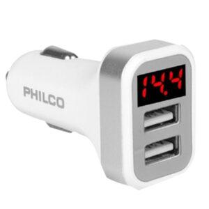 Cargador Philco 3.1 Pantalla Lcd 7912v-Ld31a 2 Us