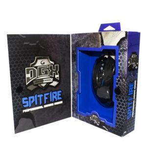 Mouse Gaming Digilife Spitfire  DGL32001