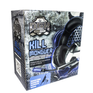 Audifono Digilife Gamer Usb Kill Monger 31004
