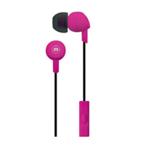 Audifono Maxell Manos Libre Pink In 345 Connect