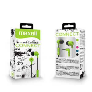 Audifono Maxell Manos Libre Lima In 345 Connect