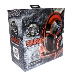 Audifono Digilife Gamer Usb Savage 310005