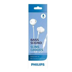 Audifono Philips Manos Libres Taue 101 Blanco