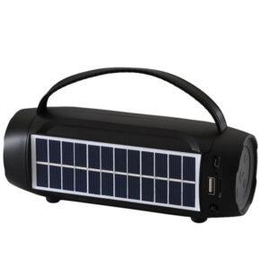 Linterna Solar Con Parlante BT LX-SOL 1032