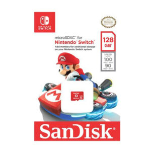 Memoria Sandisk 128 GB Nintendo Switch