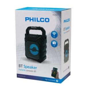 Parlante Philco PX35N BT FM Negro
