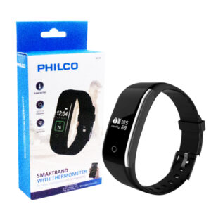 Smart Band Philco B023B Medidor Temperatura